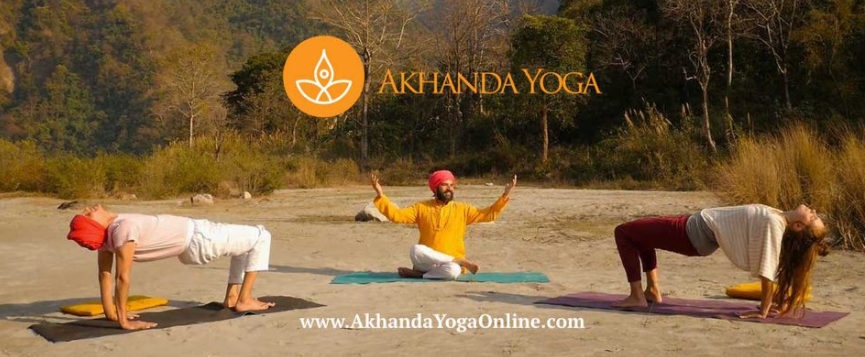 About Akhanda Yoga Homepage