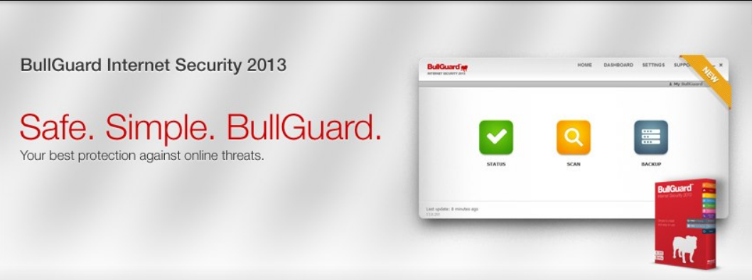 About Bullguard homepage