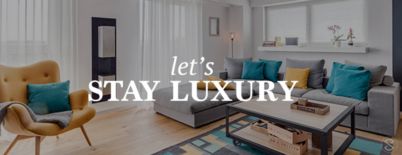 About Luxstay Homepage