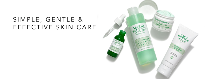 About Mario Badescu Homepage