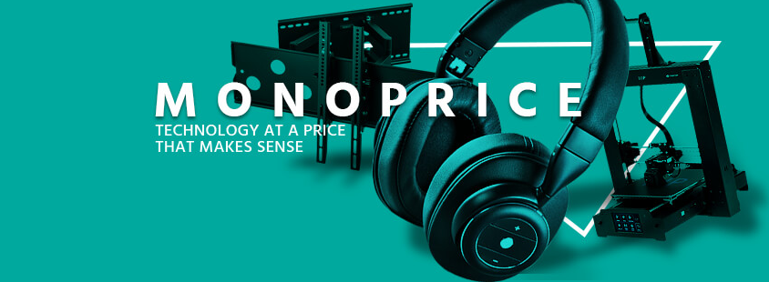 About Monoprice Homepage