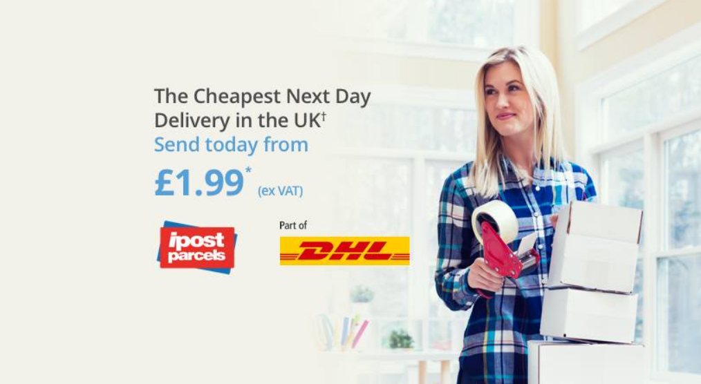 About ipostparcels Homepage