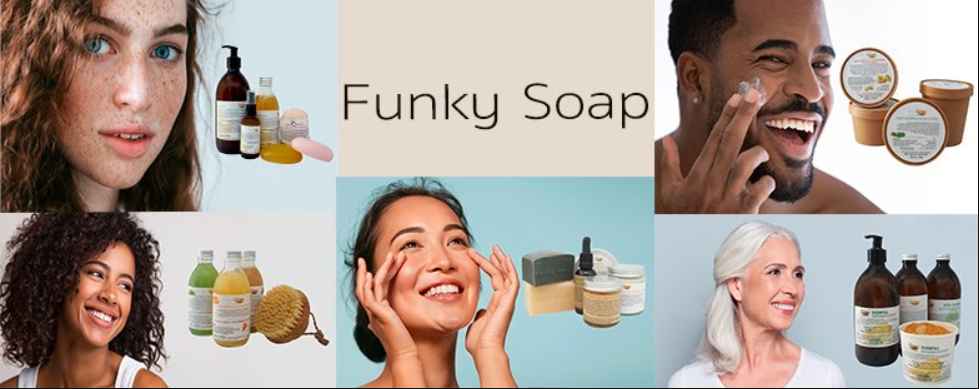 About Funky Soap Homepage