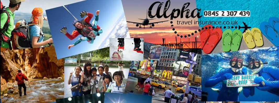About Alpha Travel Insurance Homepage