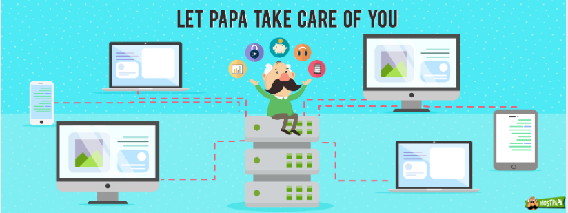 About HostPapa Homepage