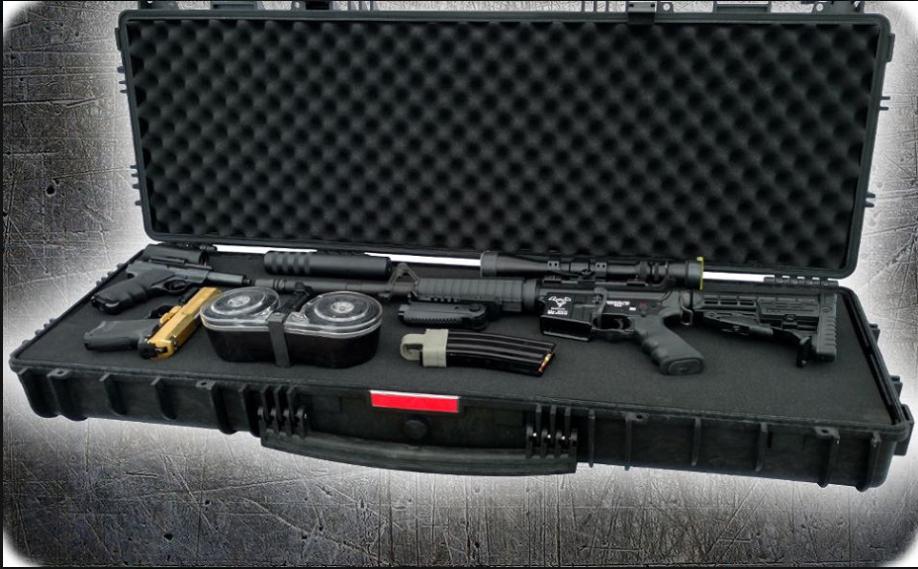About Cedar Mill Fine Firearms Homepage