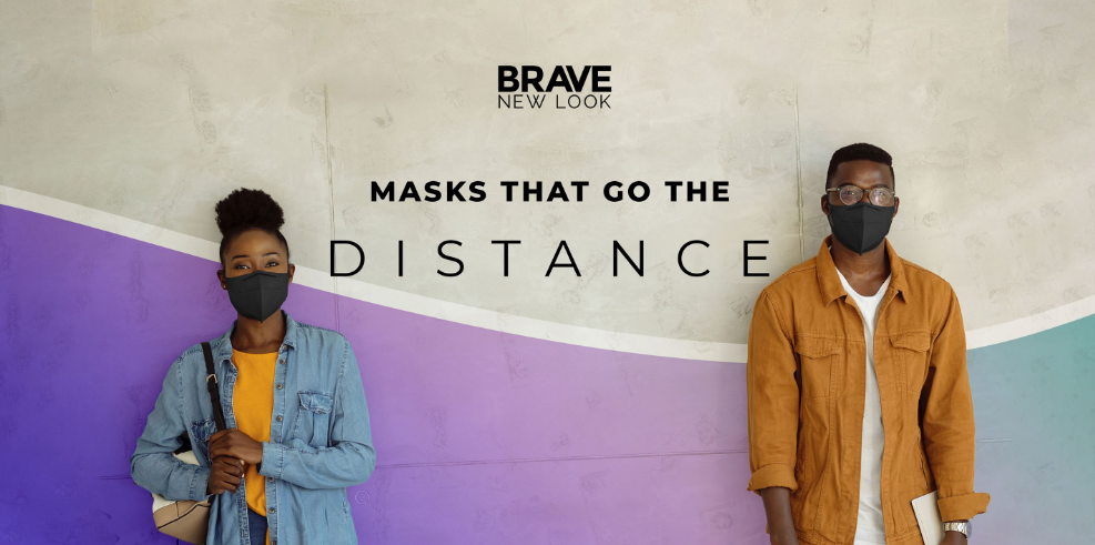 Brave new look about