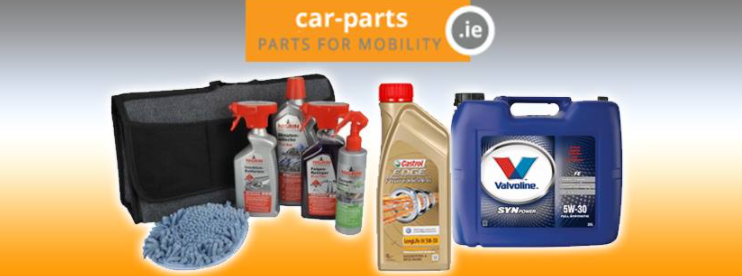 About Car-Parts.ie Homepage
