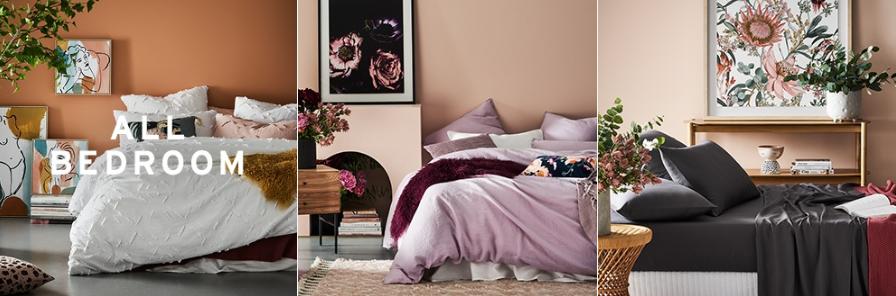 Adairs bedroom