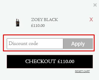 How do I use my Beara Beara discount code?