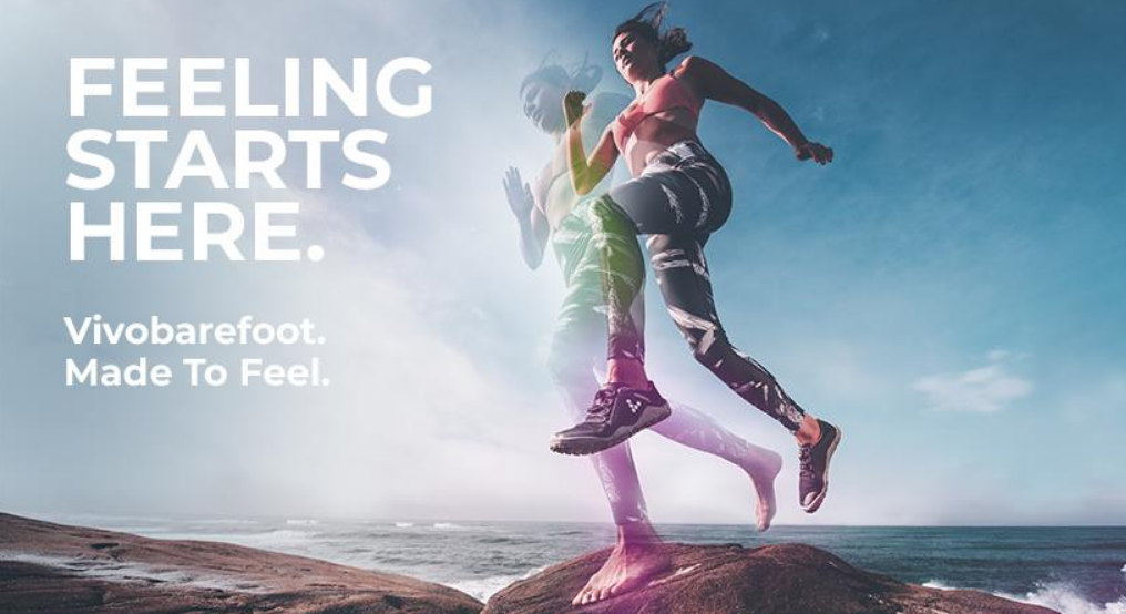 About Vivobarefoot Homepage