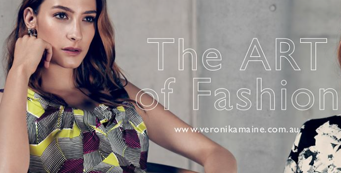 About Veronika Maine Homepage