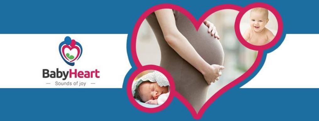 Baby Heart Homepage