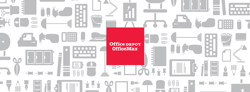 About Office Depot OfficeMax Homepage