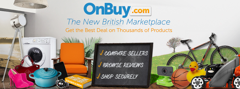 About OnBuy Homepage