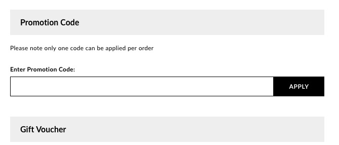 How do I use my boohoo discount code?