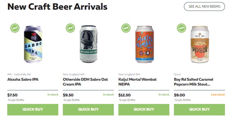 About Beer Cartel Sales