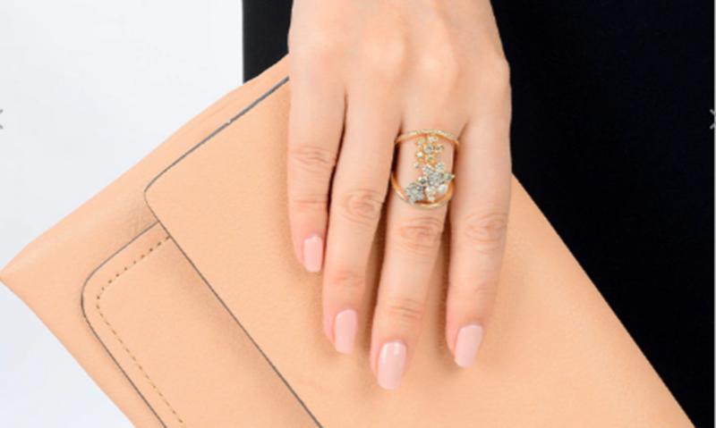 Chow Sang Sang Ring Image