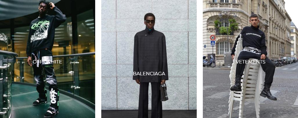 About Maison De Fashion Homepage