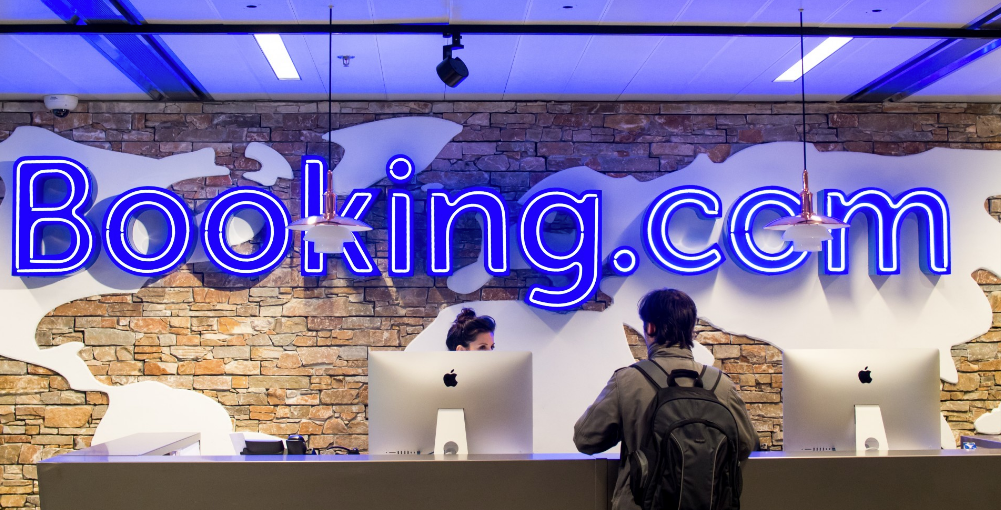 Booking.com about us
