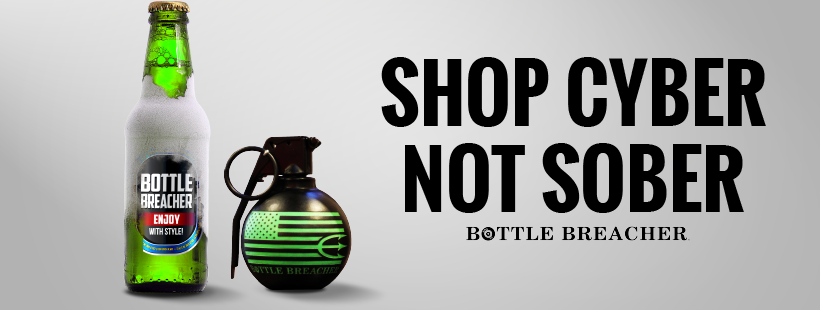 About Bottle Breacher Homepage