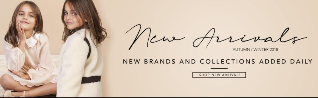 About Designer Childrenswear Homepage
