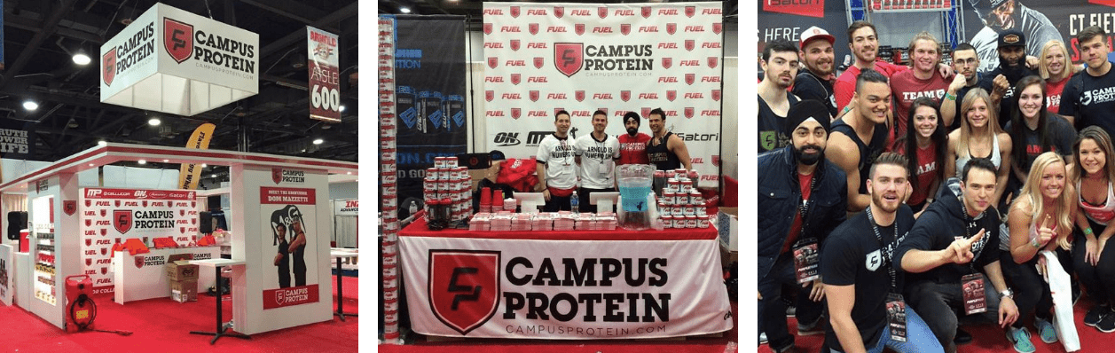 CampusProtein about us