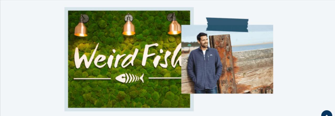 Weird Fish About