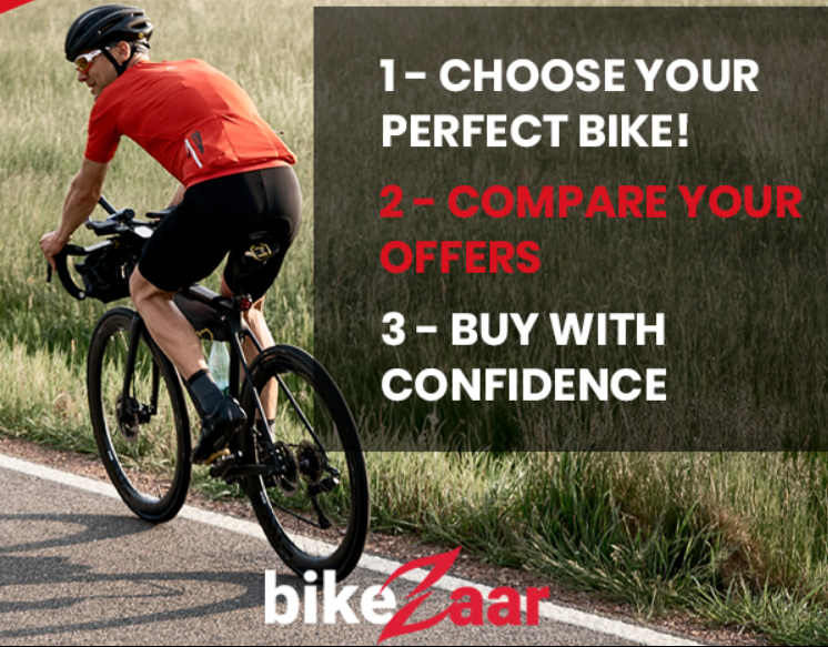 BikeZaar Homepage