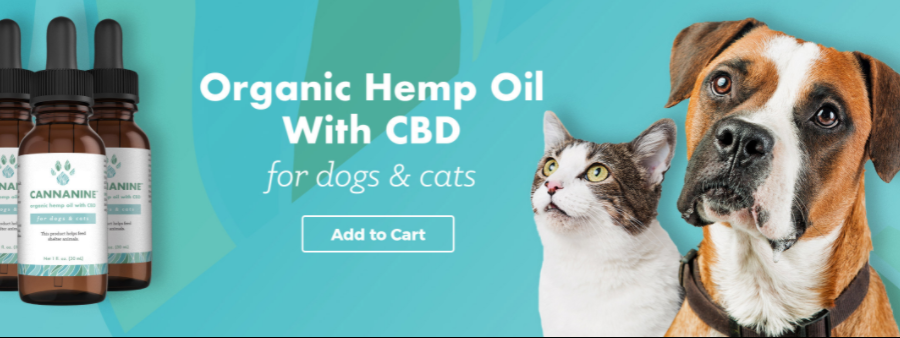 About CANNANINE homepage