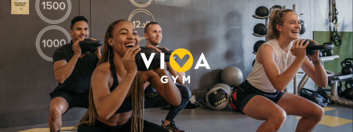 About Viva Gym Homepage