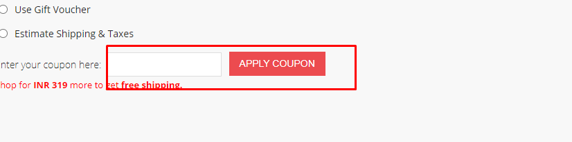 How do I use my Bodycare coupon code?