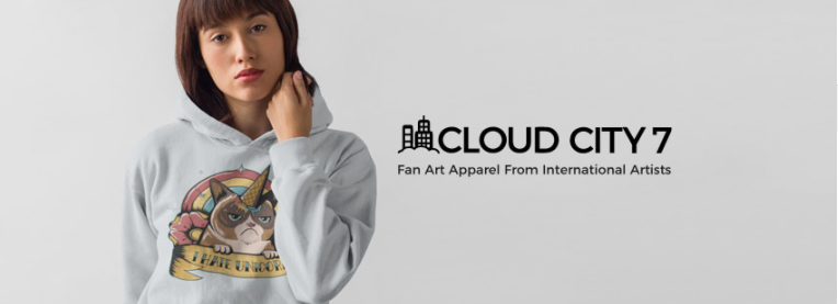 About Cloud City 7 homepage