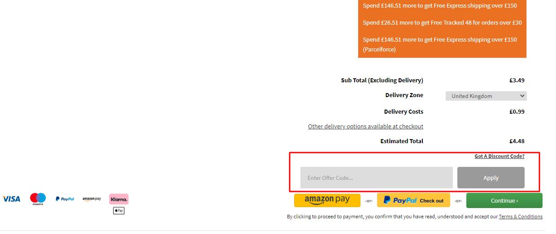 How do I use my Magic Madhouse discount code?