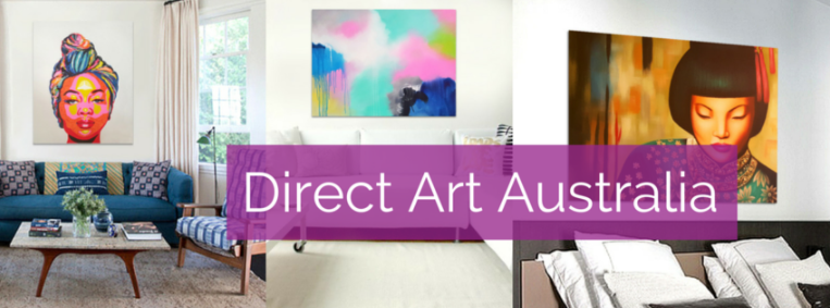 About Direct Art Australia Homepage