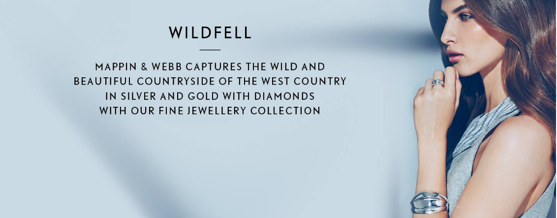 About Mappin & Webb Homepage