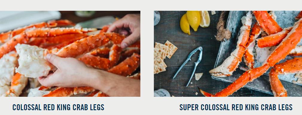 About Alaskan king crab Homepage