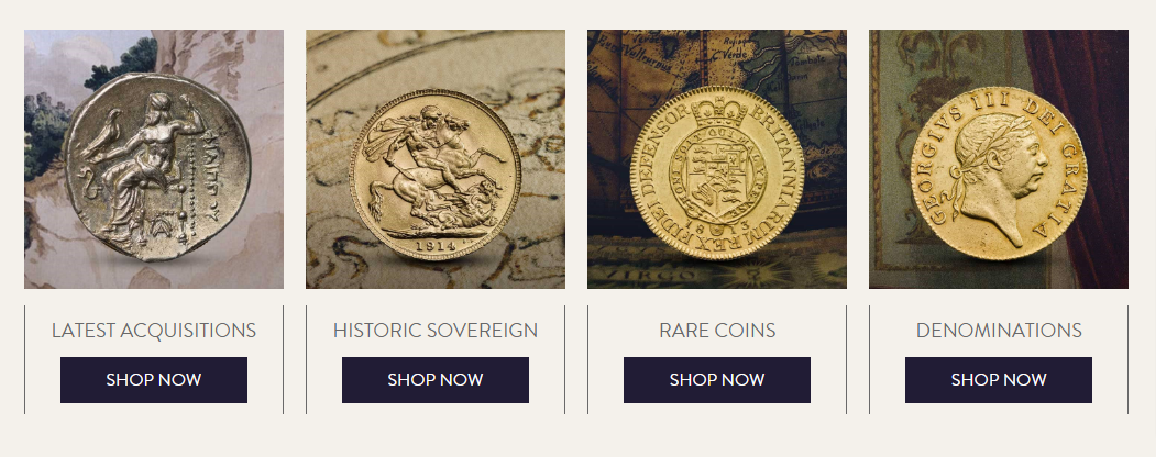 The Royal Mint about us