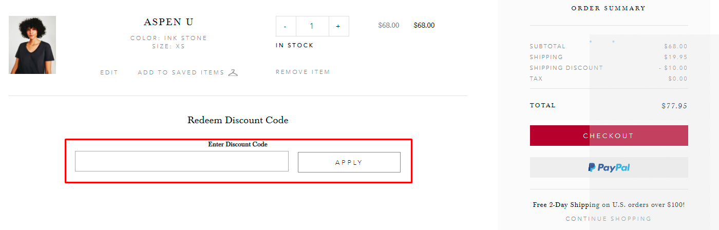 How do I use my Agjeans discount code?