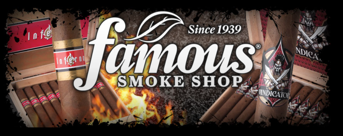 About Famous Smoke Shop Homepage