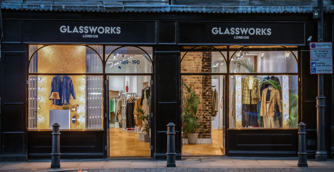 About Glassworks London Homepage