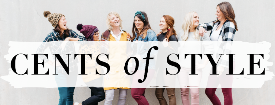About Cents of Style Homepage