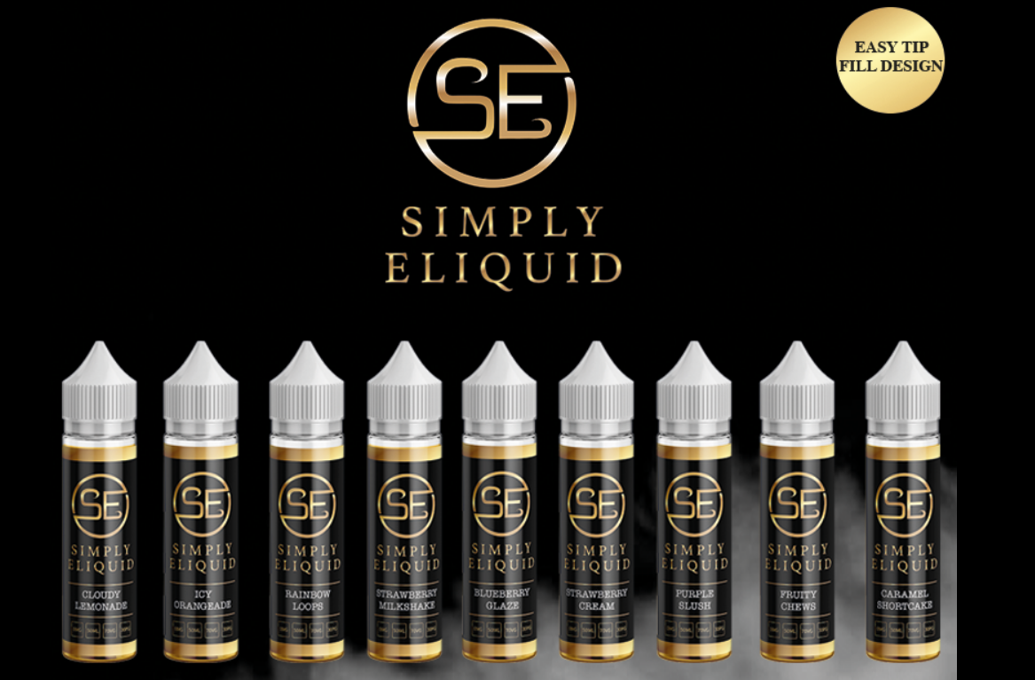About Simply Eliquid Homepage