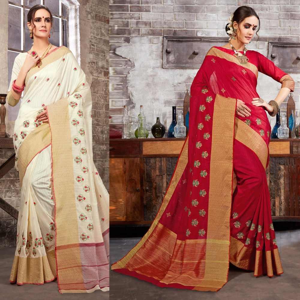 Gorgeous Discounted Sarees