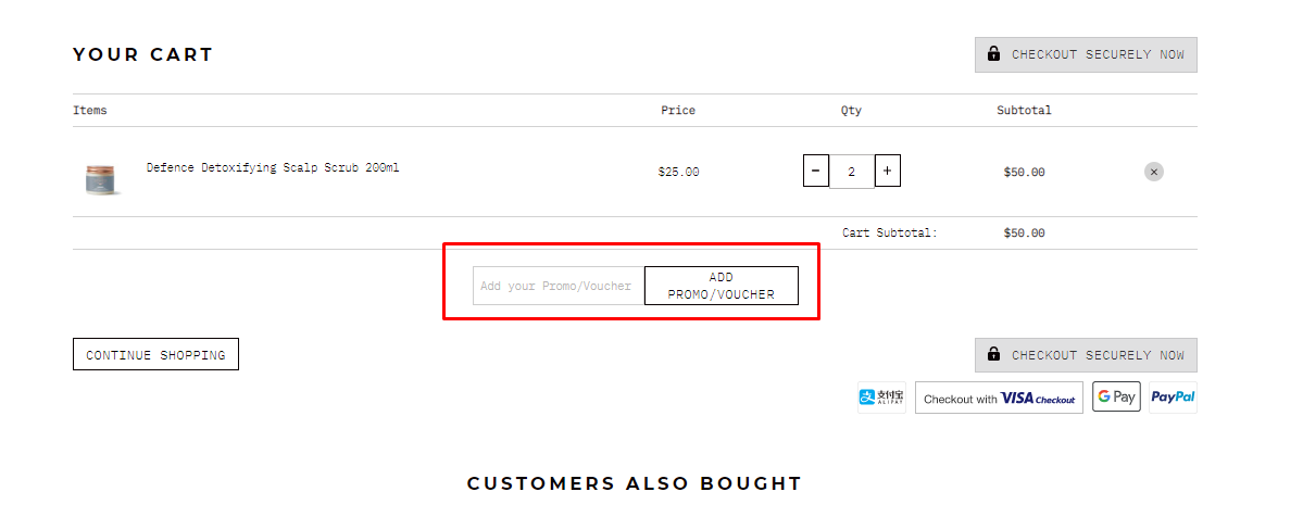 How do I use my Grow Gorgeous discount code?