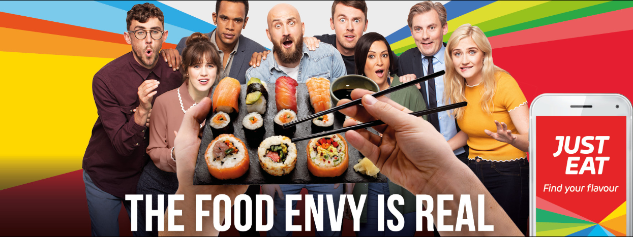About Just Eat Homepage
