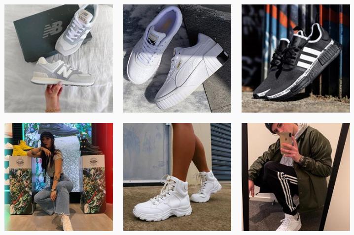 Platypus Shoes Instagram