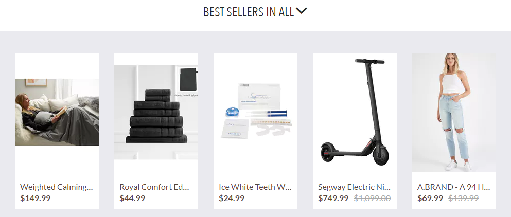 Onceit Best Sellers
