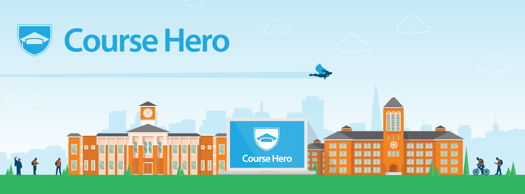 About Course Hero Homepage