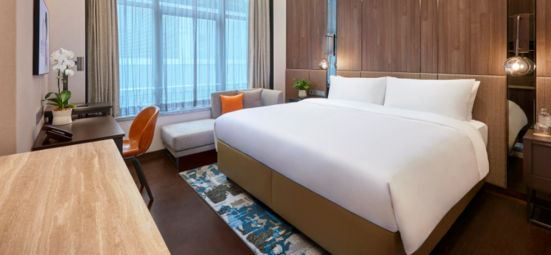 About Amara Hotels & Resorts Homepage